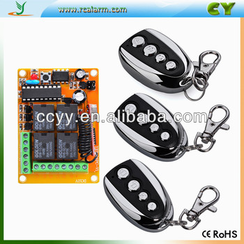 Electronic Pcb Smart Remote Keys Circuit Board.electronics Circuit ...