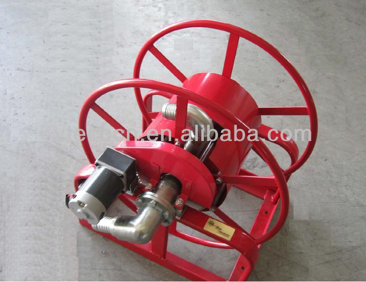 Auto Wind Hose reel for water truck in USA
