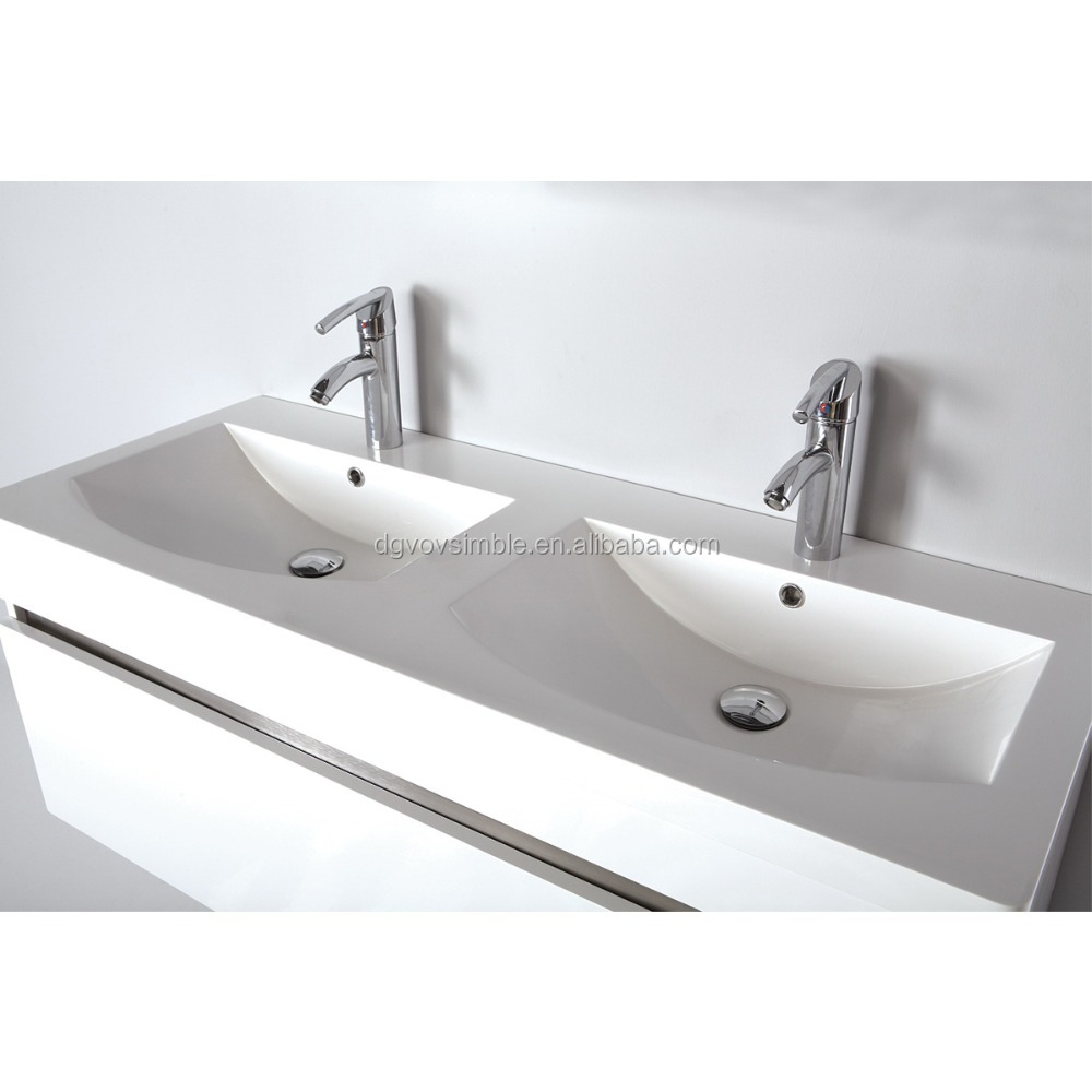 Double Sinks Bowl Bathroom