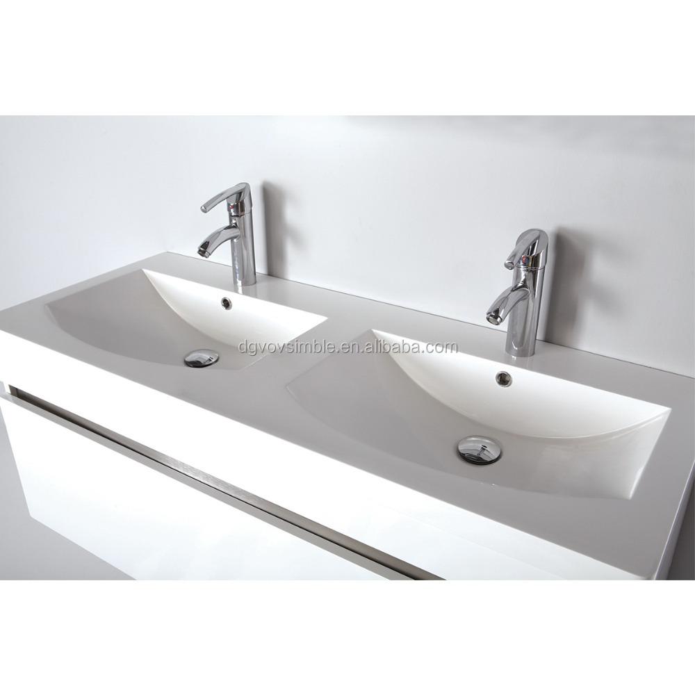 Commercial Bathroom Double Sinks,Double Bowl Bathroom Sinks,Western ...