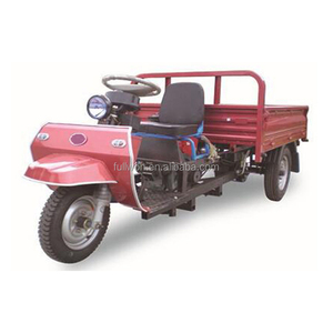 Quality-Assured china cargo tricycle/garbage truck