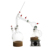 Fast Shipping 2L-20L Short Path Distillation Glassware with Accessories