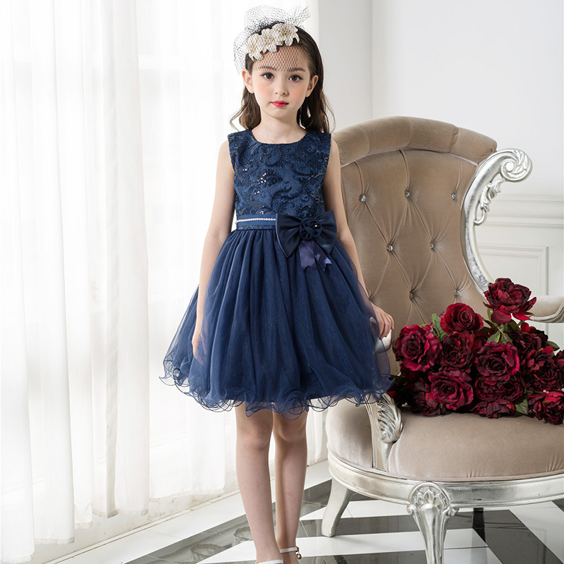 Children Girl 7th Birthday Party Dress, Children Girl 7th Birthday ...
