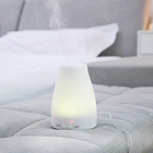 100ml 24v White Ultrasonic Mist Humidifier Essential Oil Aroma Diffuser