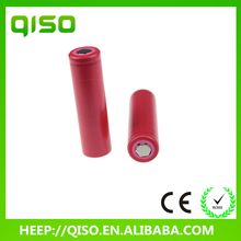 18650 battery 1500mAh 3.7V high Power lithium battery rechargeable battery for e-cigarettes