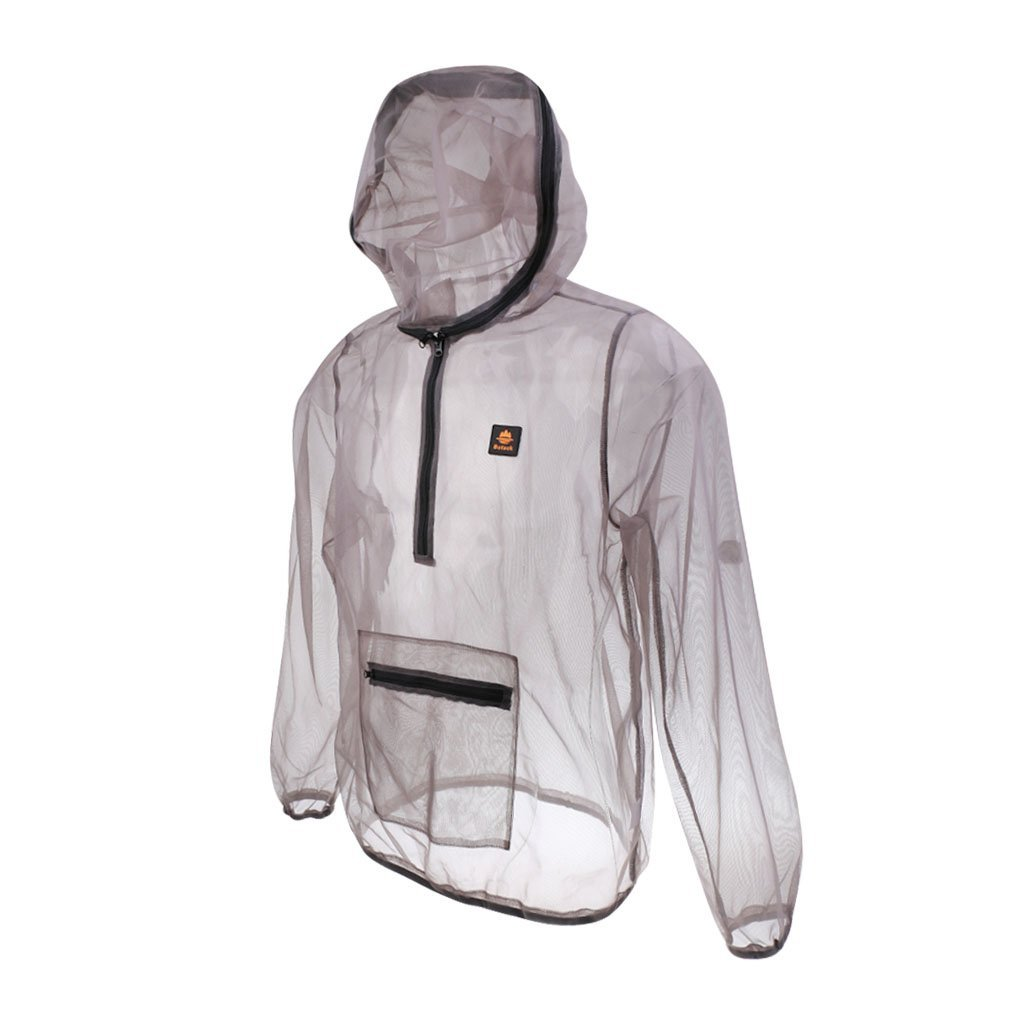 Dovewill Breathable Anti-Mosquito Jacket Bee Bug Insects Repellent Mesh Jacket
