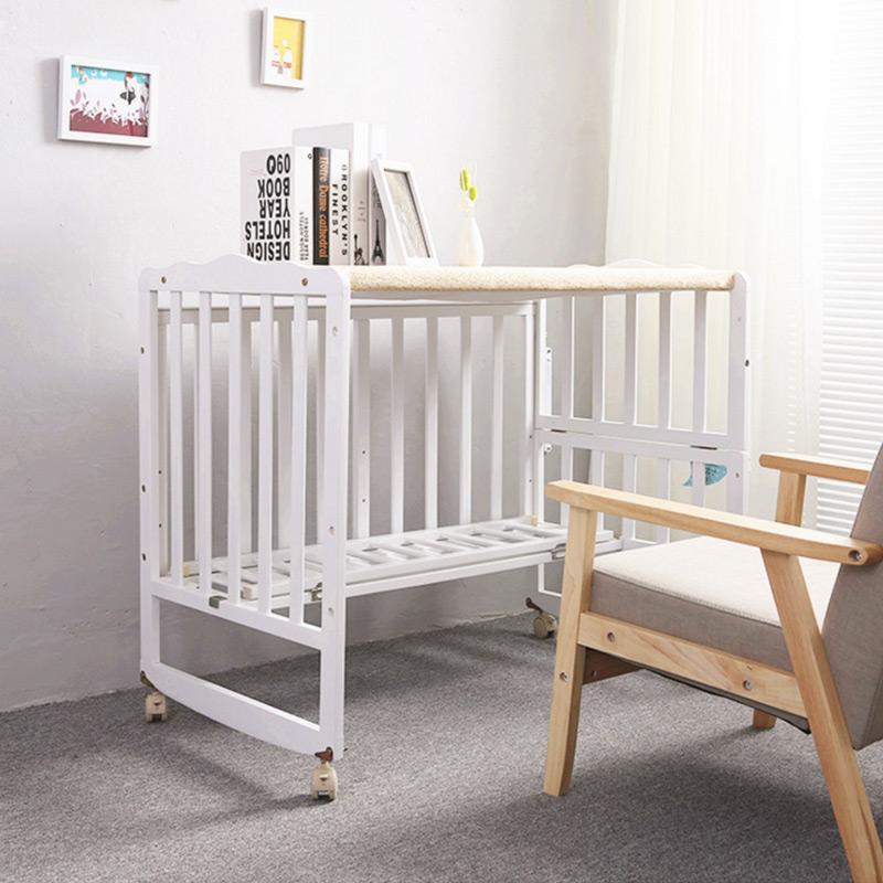 Precio competitivo bebé cama de hospital muebles del bebé infantil ...