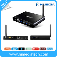 China supplier Android 4.4 1080P Full HD Media Player