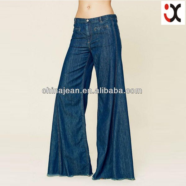 Women Denim Baggy Jeans, Women Denim Baggy Jeans Suppliers and ...