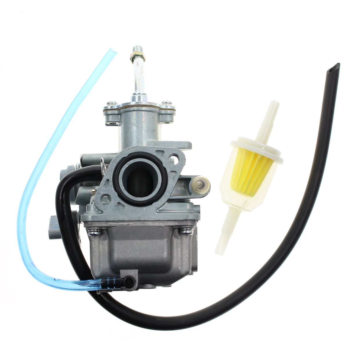 get quotations � carbhub carburetor for yamaha raptor 50 yfm 50 atv carb  2004 05 06 07 08 with