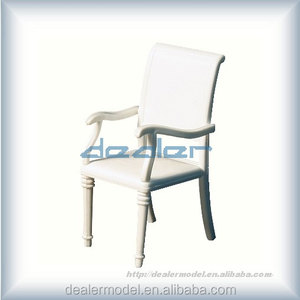 1:25 architectural Scale model dinning chair Plastic /ABS chair