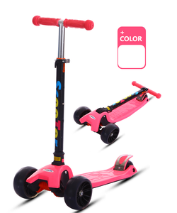 Mini folding tri scooter for kids and kids balancing children scooter