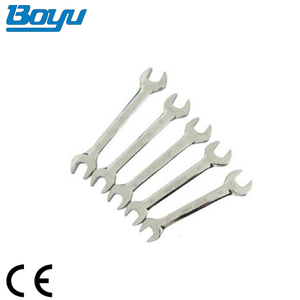 Senior Alloy Steel Double Open End Wrench , Tough Transmission Line Stringing Tools