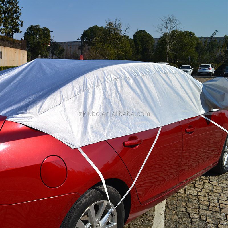 Easy to use Waterproof Half Car Cover