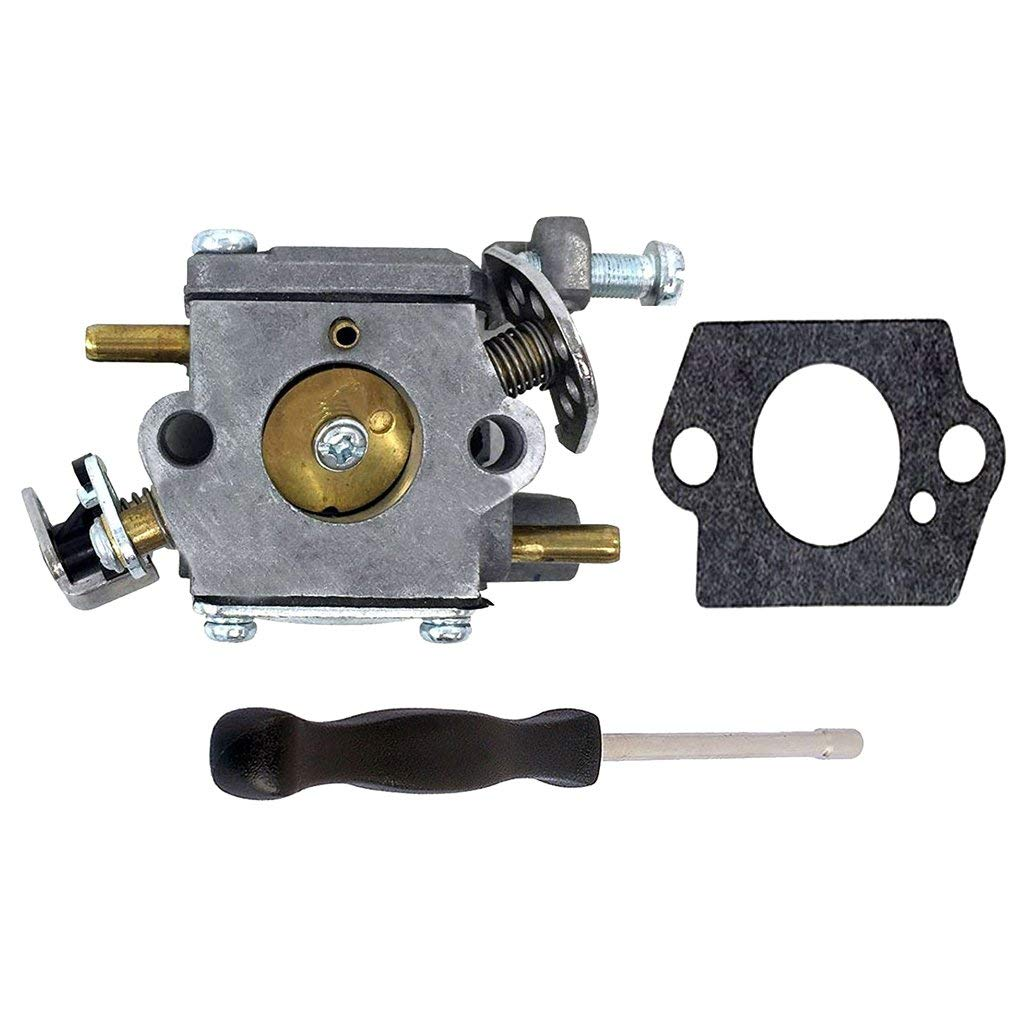 Cheap Homelite Chainsaw Parts Diagram Find Lawn Mower Wiring Get Quotations Homyl Carburetor For 35 Cc 38cc 42cc 309362001 309362003 Gasket