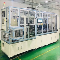 Automatic Lithium Ion Battery Cell Production Line Pouch Cell Production Machine