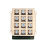 smart design zinc alloy lock numeric keypad illuminated keypad