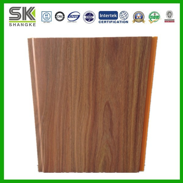 wood design laminated decorative pvc ceiling panel
