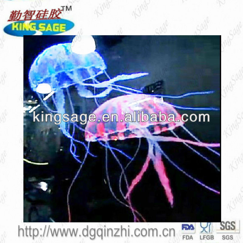 Floating best price jellyfish aquarium, perfect jellyfish aquarium,silicone jellyfish aquarium