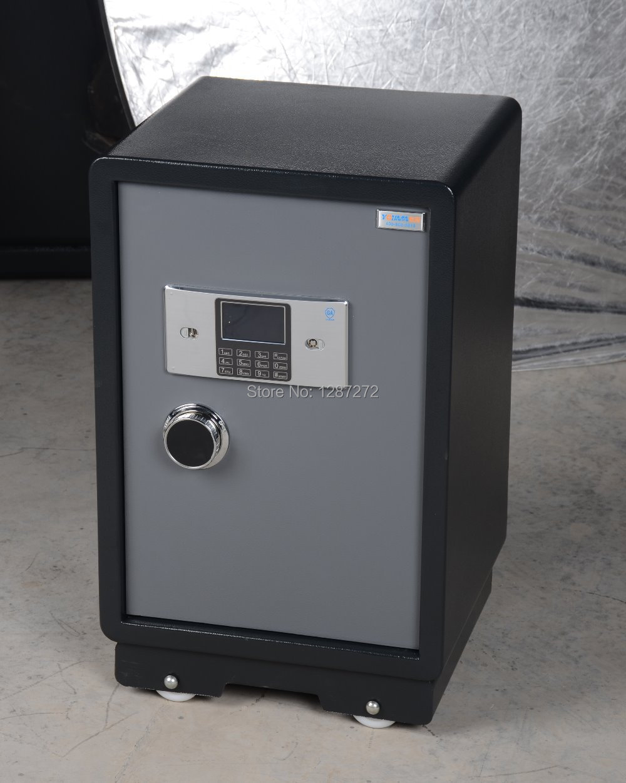 Strongbox,electronic strongbox steel digital safe lock use