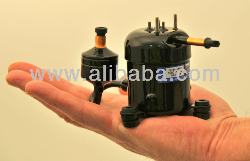 Small Bldc Rotary Refrigeration Compressors
