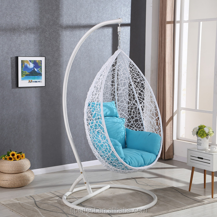 Exceptionnel Cheap Modern Garden Furniture Sets White Rattan Wicker Single Swing Moon  Chair For Adults   Buy Wicker Hanging Swing Chair,Garden Furniture Set  Wicker Moon ...