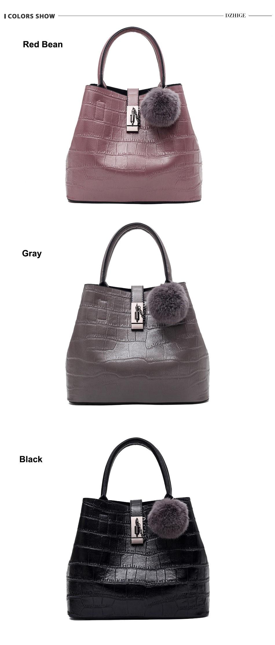 0bd2ec2ed9 2017 Fashion Large Capacity Oil Wax Leather Shoulder Bag Casual High  Quality PU Leather Women Messenger Bag Sac A Main de marqueUSD 46.98 piece