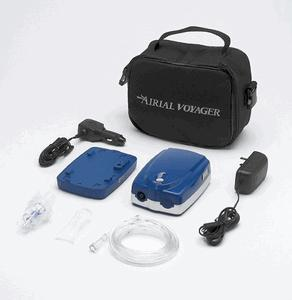 Airial Voyager Portable Compressor Nebulizer System - Buy ...