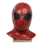 Hight quality halloween party Latex spiderman mask/Marvel superhero mask cosplay costume for party