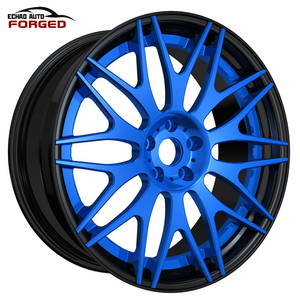 High performance 2 Pieces forged work replica wheels OEM factory