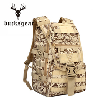 Outdoor sport 600D oxford waterproof camo army backpack