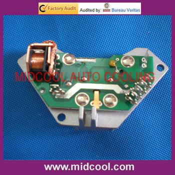 Module Heater Blower Motor Resistor For Peugeot 306 406 605 ...