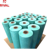 Clear Blown LLDPE Stretch silage wrap Film Stretch Foil Pallet Power Strech Wrap Film