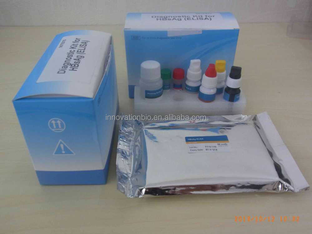 HPV Antibody HBcAb IgG (HPV) AFP ELISA Kit HAV IgM IgG elisa kit