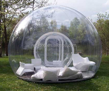 Inflatable Bubble Tent / Bubble House With Low Price For Sale