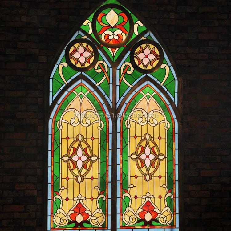 Top Arch Decorative Window