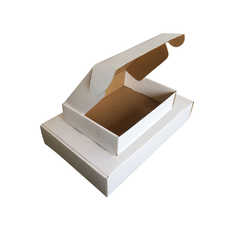 Custom shipping <strong>boxes</strong> large tuck front carton packaging box for clothing