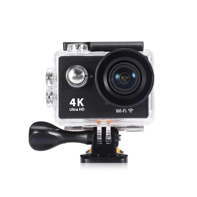 Cheap 4K WIFI Sports Action Camera Ultra HD Waterproof DV Camcorder 12MP 170 Degree Wide Angle, Black/blue/green/red/pink/silver/white/gray/yellow/gold