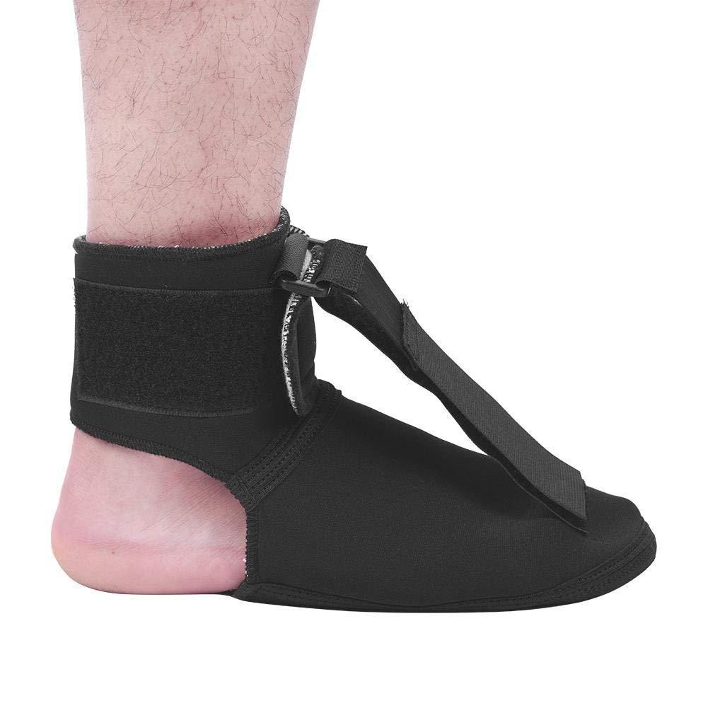 Yotown Ankle Support, Adjustable Foot Droop Orthosis Ankle Foot Drop Postural Corrector Orthosis Splint Ankle Brace, Relief Arthritic Pain, planter fascitis etc