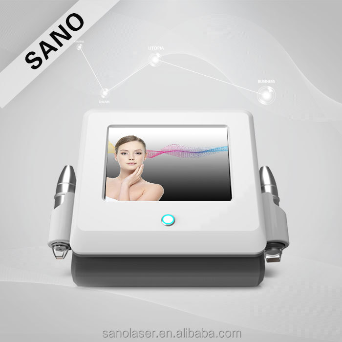 Effective wrinkle remove PINXEL rf fractional Micro needle machine /micro needle rf vein stopper skin tightening machine