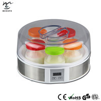 Multifunctional fashion electric yogurt maker