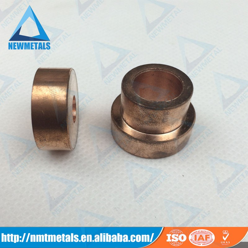 Tungsten copper alloy material high-voltage contact for contactor circuit breaker rivets