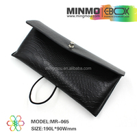 Light promotional wholesale eyeglass case, optical eyeglasses case, packaging pouch