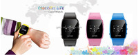waterproof wrist watch GPS & LBS location gps tracker watch for kids with longest standby-Gator caref watch