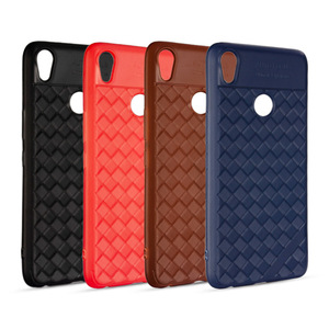 Wholesale Sweatproof Soft Tpu Phone Case Cover For Tecno L8 Y2 W3 W3 Lite  W4 W5 W5 Lite Shockproof Case Mobile Phone Back Cover