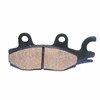 Professional OEM motorcycle disc brake parts brake pad for YAMAHA Scooter