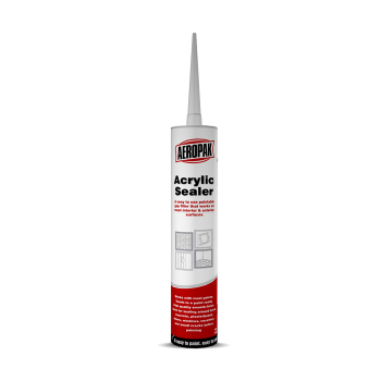 AEROPAK general purpose Acetic Chemical Silicone Sealant for bathroom glass
