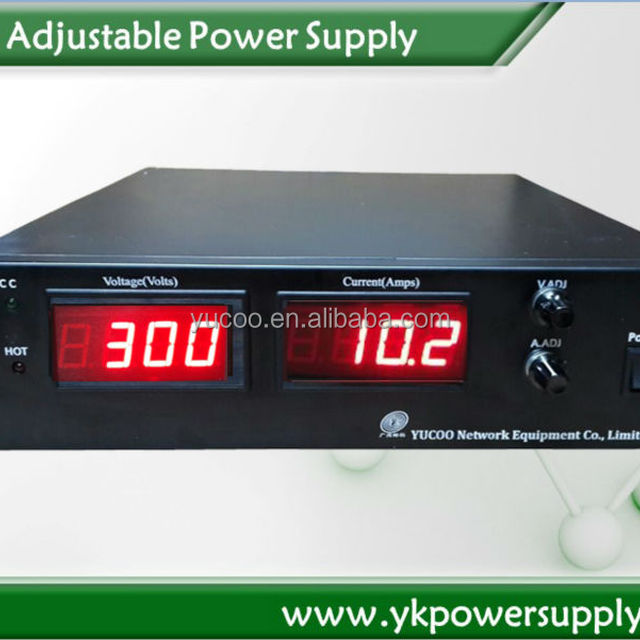 Adjustable 0-10a 300v switching power supply 3000w