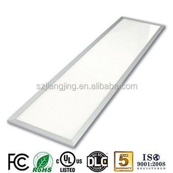 Ul Dlc Led Panel Light 1x4 50w 40w 5000k