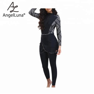 Angel Luna First Class swimming suit modest islamic swimsuit muslim swimwear